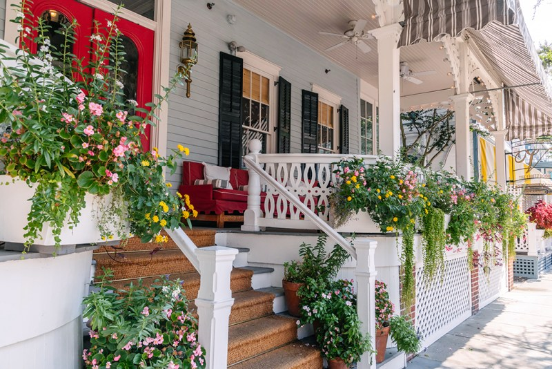 Sunday Porches