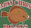 Miss Chris Boats logo