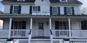 Exterior of the Tubman Museum in Cape May