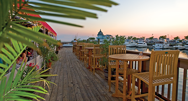 Beach Creek Oyster Bar and Grille | Cape May Area