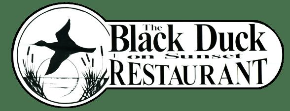 Black Duck on Sunset logo