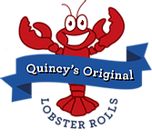Quincy's Original Lobster Rolls logo