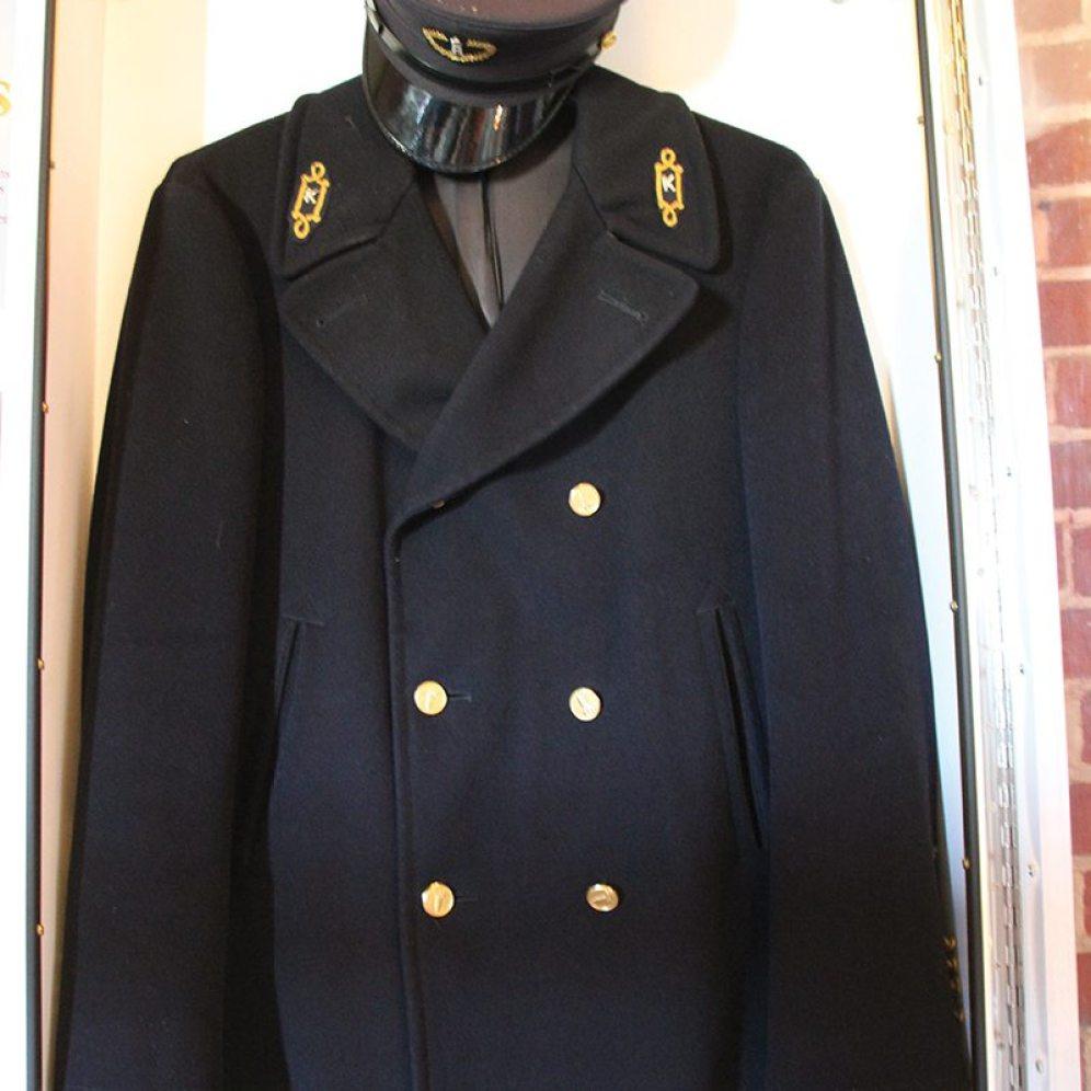 Reproduction keeper's uniform