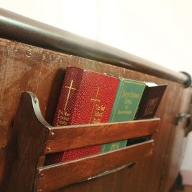church - hymnals