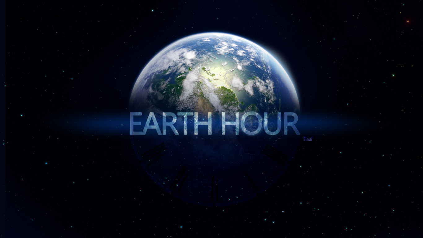 Image result for earth hour BARBEQUE