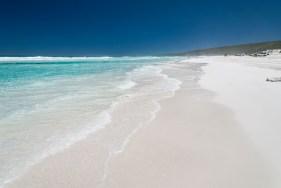 Long, white Boranup Beach