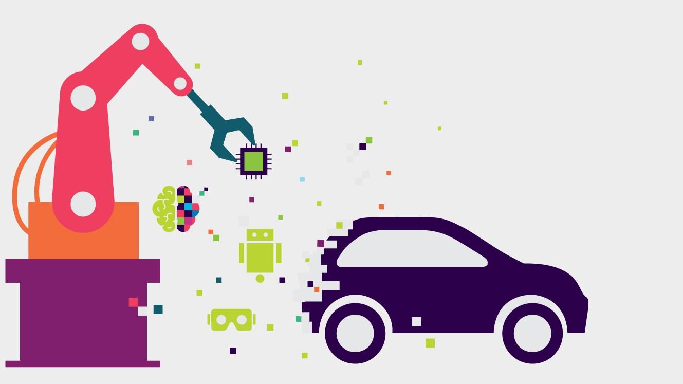 Automotive Smart Factories: Auto-Hersteller am Steuer der digitalen industriellen Revolution