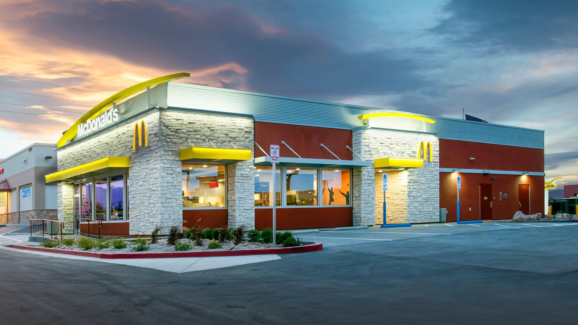 La tecnología digital de McDonald's será desarrollada, implementada y mantenida por Capgemini