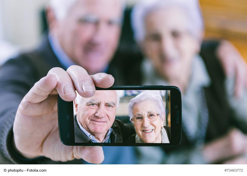 Les Seniors Et Les Rseaux Sociaux