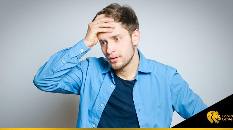 Errores más comunes después de un Injerto Capilar