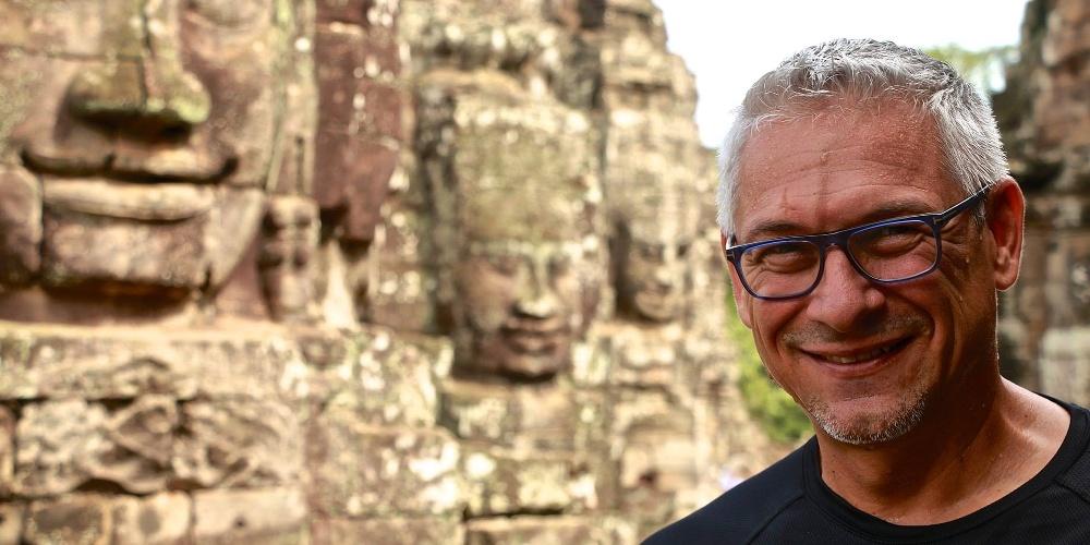 Renaud Azema, directeur général de Vatel Maurice : Un demi-siècle de témoignages