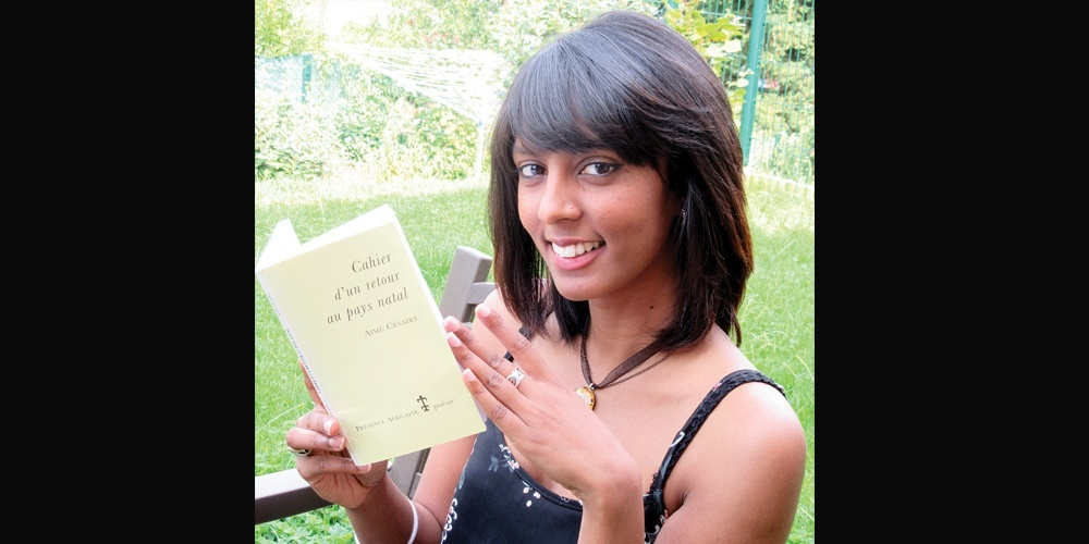 Carina Gounden, militante et passionnée d'écriture : « On traîne encore beaucoup de casseroles à Maurice! »
