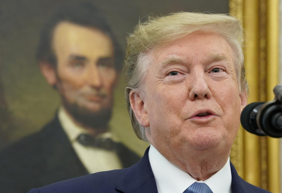 Trump presses U.S. companies to close China operations