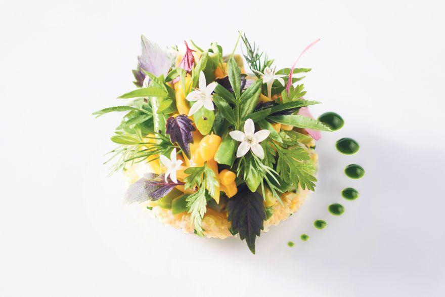 English Garden, Food & Drink