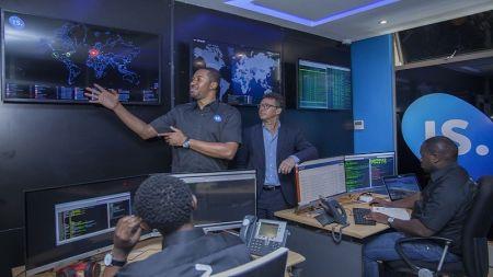 Internet Solution a investi 30 millions de shilling pour se doter d'un centre de veille en cybermenaces