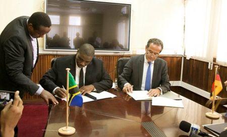 La Tanzanie a reçu 8 millions € de l'Allemagne pour améliorer son système national d'assurance maladie avec les TIC