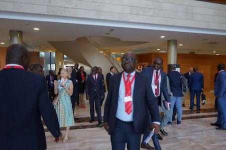MDE et plusieurs chefs d'entreprises ivoiriens et espagnols, engagés pour la croissance des entreprises en Afrique