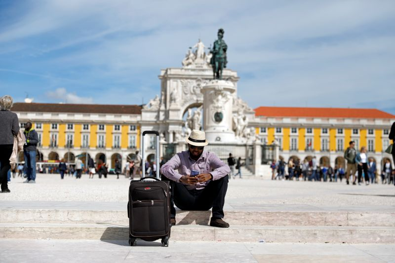 Coronavirus fears pressure Portugal's tourism-dependent economy By Reuters