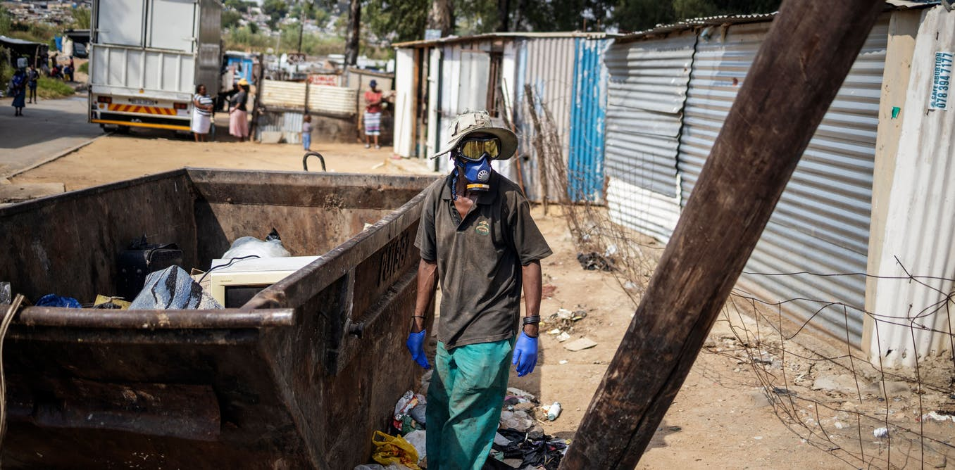 South Africa needs to mitigate the worst of its inequalities in tackling coronavirus