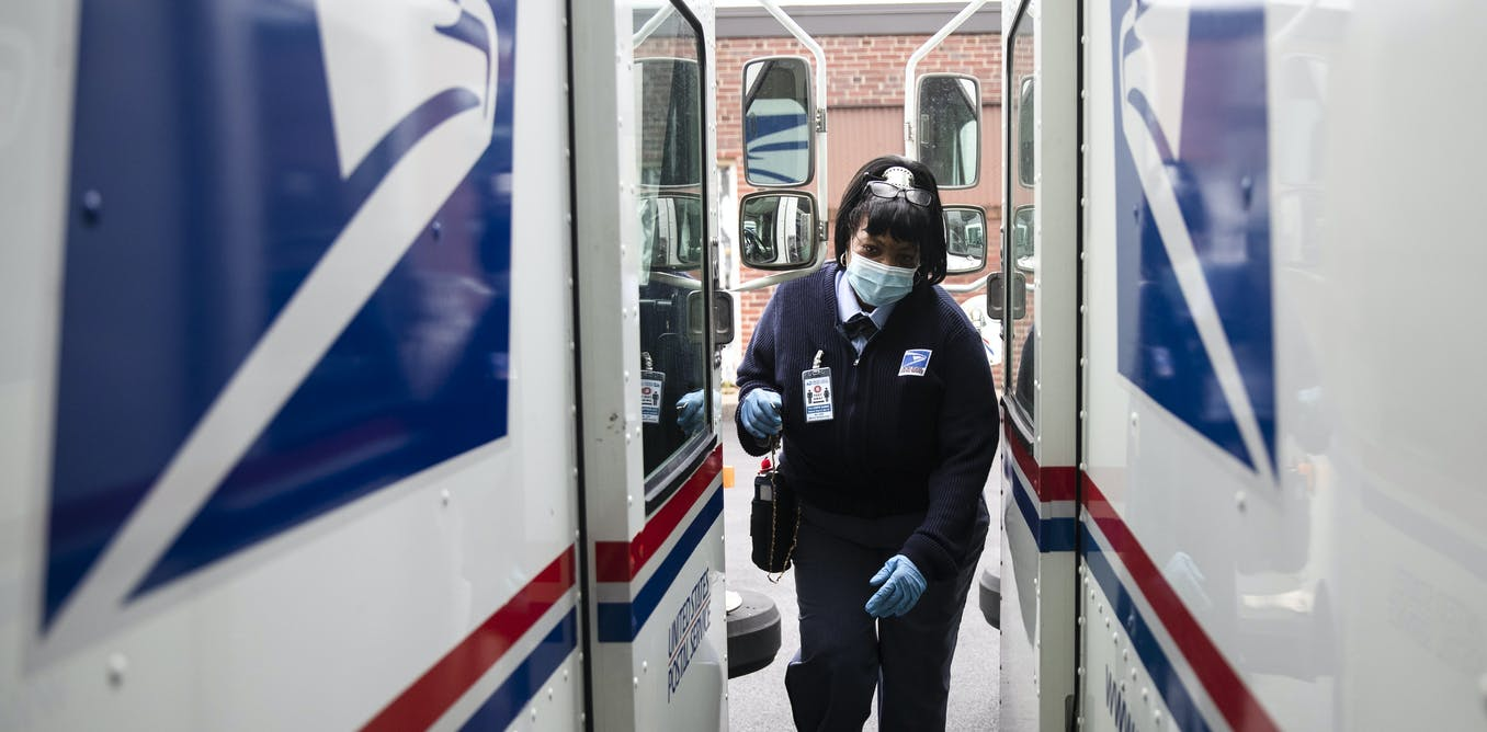 COVID-19 exposes why the Postal Service needs to get back into the banking business