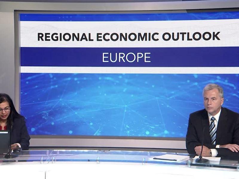 IMF / European Regional Economic Outlook Press Briefing