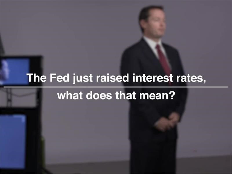 Analyze This! Interest Rates
