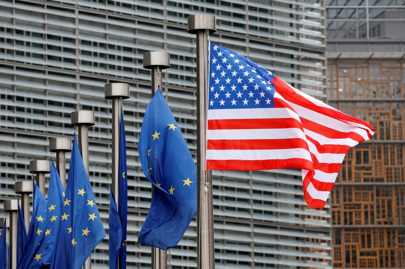 EU proposes new post-Trump alliance with U.S. in face of China threat: Financial Times By Reuters