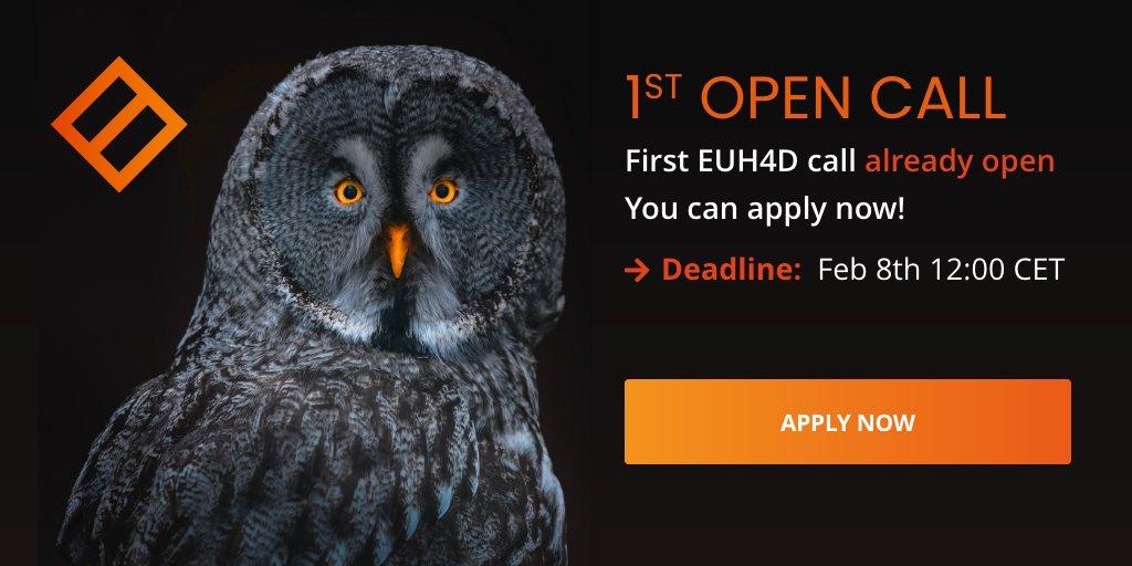 EUHubs4Data First Open Call - European Digital SME Alliance