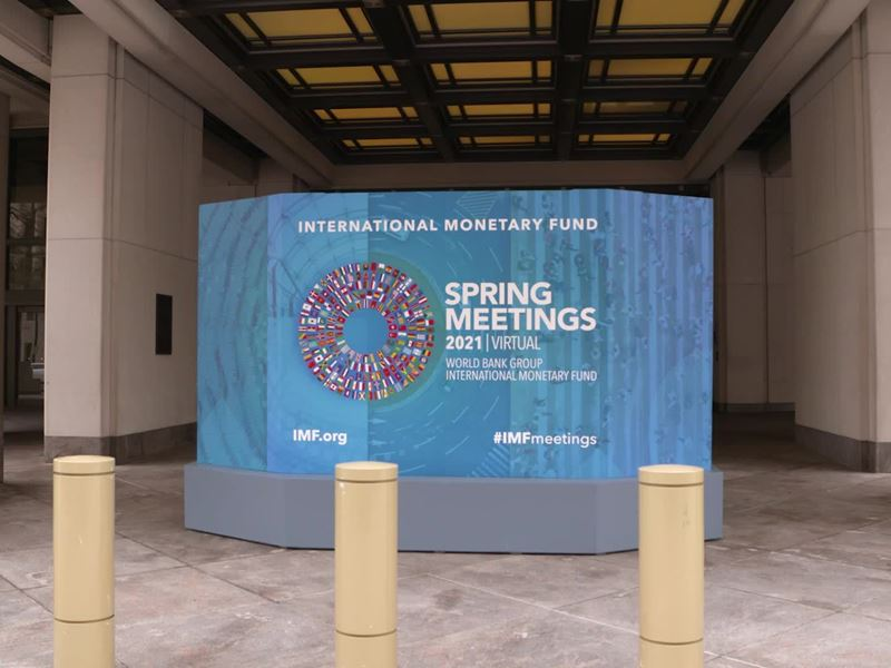 IMF Media Center : IMF Spring Meetings B-Roll