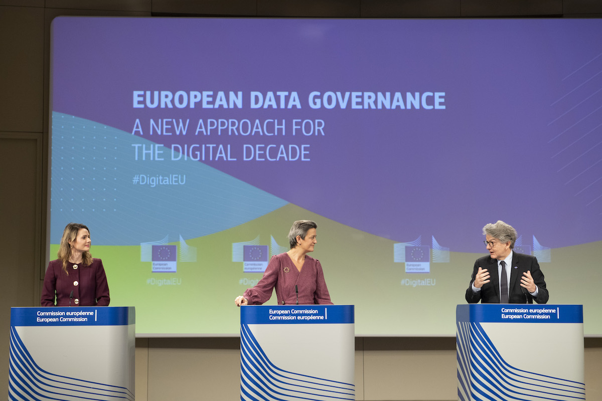 Data Governance Act: DIGITAL SME welcomes Commission's proposal to strengthen data sharing in the EU