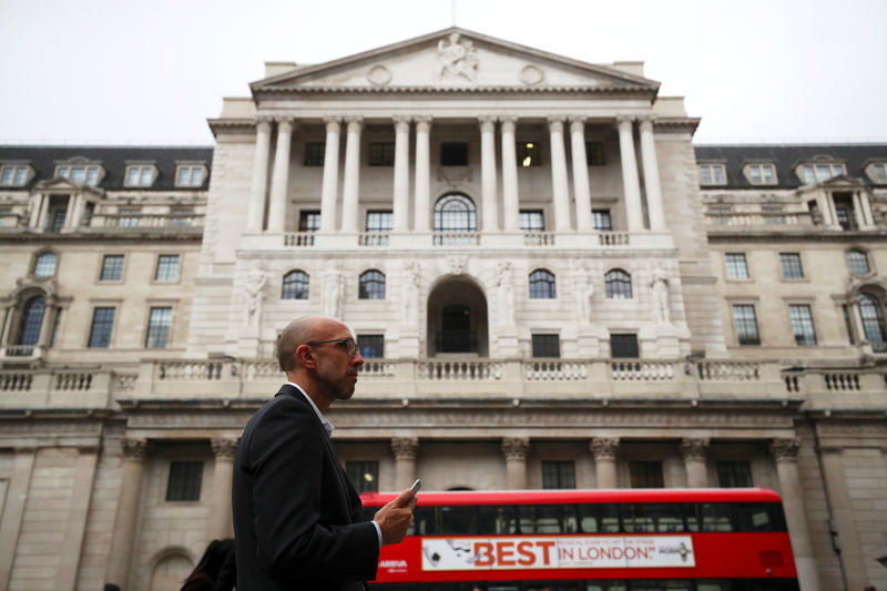 BOE Watchers Look for Signs of Tightening Ahead: Decision Guide By Bloomberg