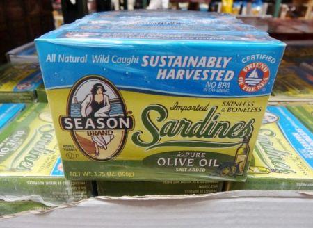Le marocain Mutandis rachète l'entreprise américaine de conserves de sardines Season Brand