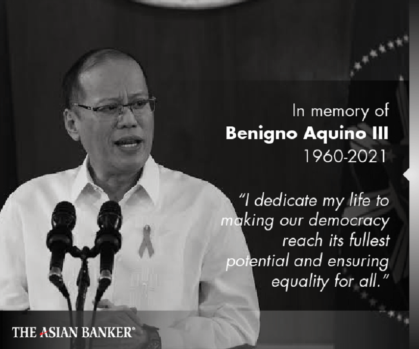 Former Philippine President passes away at 61- The Asian Banker