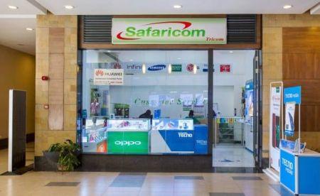 Safaricom est devenu un des premiers collecteurs d'épargne du pays