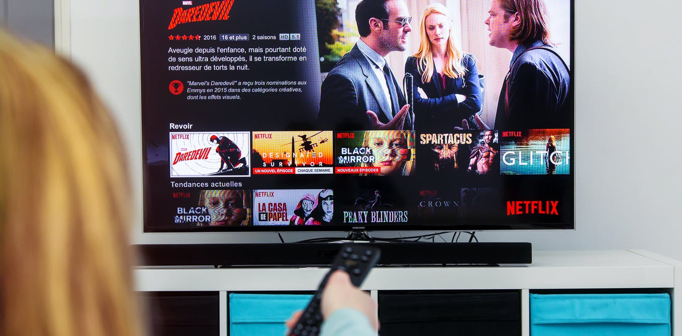 How Netflix affects what we watch and who we are — and it's not just the algorithm