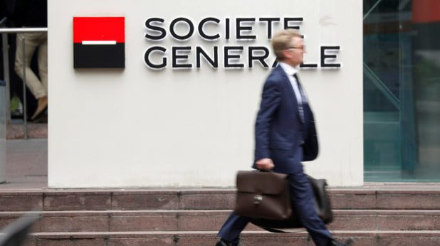 Societe Generale is withdrawing from Central and Eastern European countries. This led to the sale of his Bulgarian business.