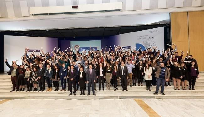 Τους αριστούχους μαθητές βράβευσε η Eurobank στη Θεσσαλονίκη