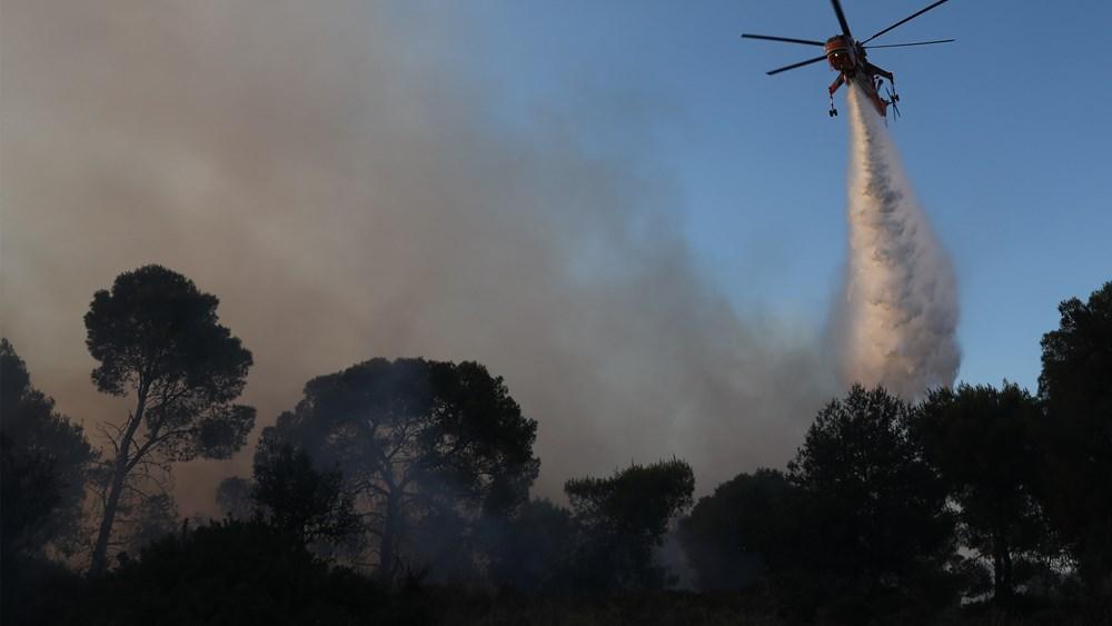 Πυρκαγιά στην Ανατολική Μάνη: Δύσκολη νύχτα, εκκενώθηκαν προληπτικά πέντε οικισμοί