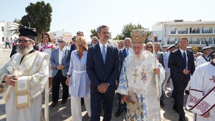 """Κ. Μητσοτάκης: """"Η Ελλάδα επιτέλους γυρίζει σελίδα και βλέπει το μέλλον της με αισιοδοξία"""""""