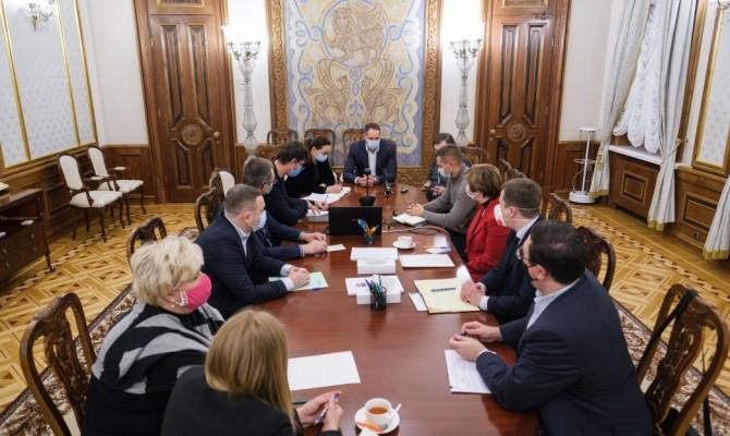 Зеленский создал Совет по вопросам содействия малому предпринимательству