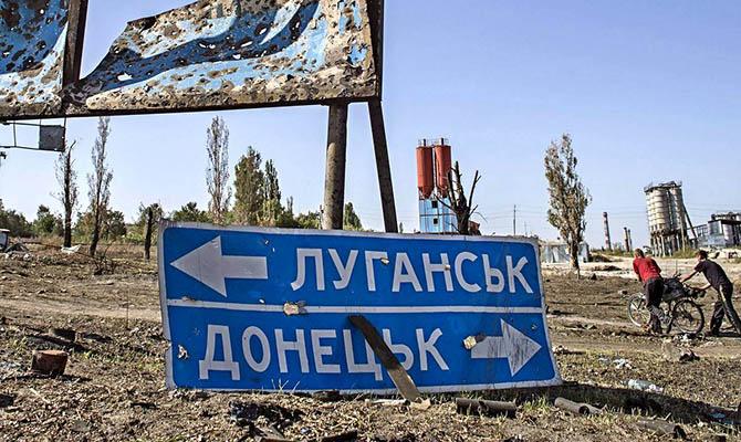 Зеленский пока не готов говорить о плане «Б» по Донбассу