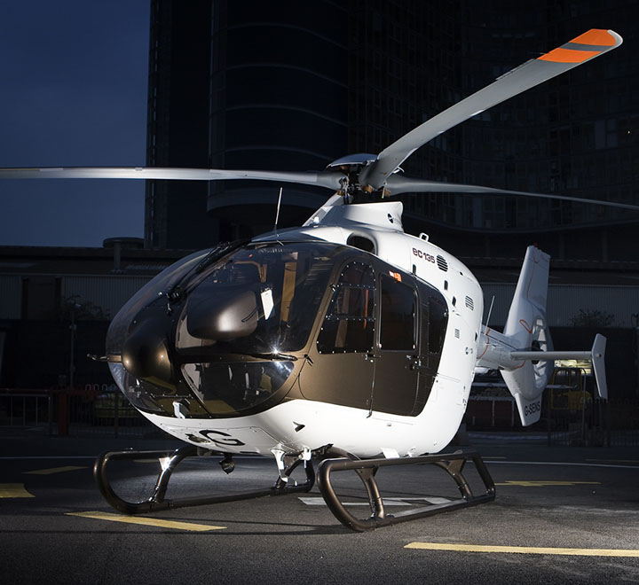 Helicopter purchase and management
