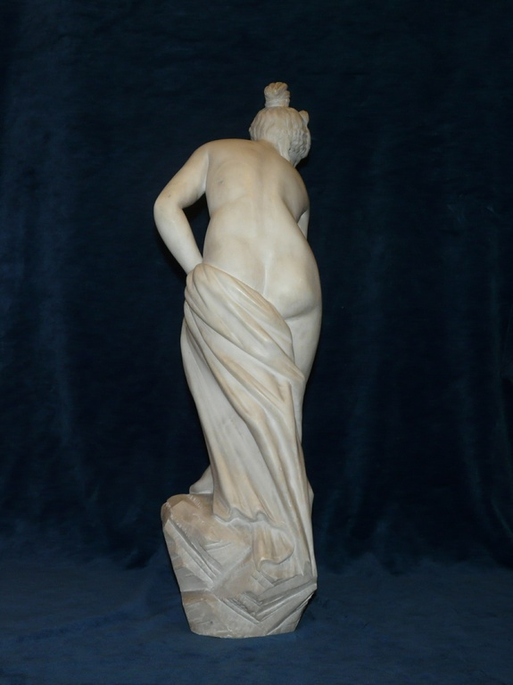La Baigneuse The Bather After The Sculpture By