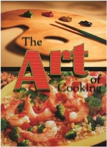 CAPS Art of Cooking cookbook