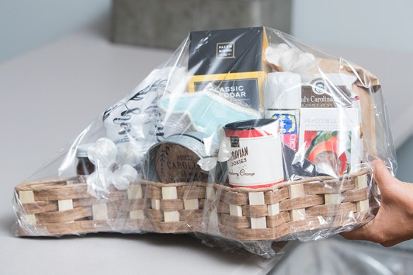 Basket by Melissa