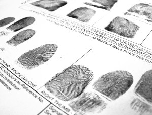 RCMP Criminal Records Check