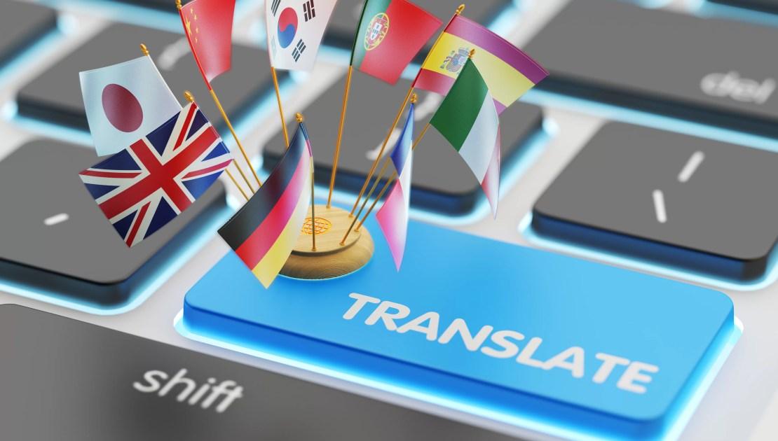 translation of foreign language documents