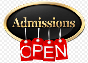 Admissions and scholorships