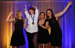 Gold Medallist Chef Marysol Foucault