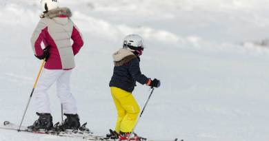 skiing at Glenshee